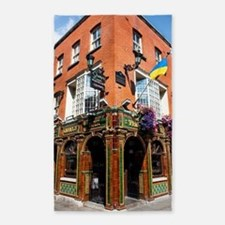 The Quays Bar - Dublin Ireland Area Rug