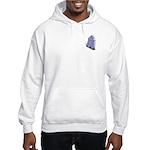 Look Out Hooded Sweatshirt