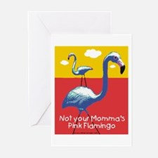 Not your Momma's Flamingo Greeting Cards (Pk of 20
