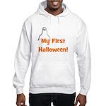 My First Halloween! (ghost) Hooded Sweatshirt