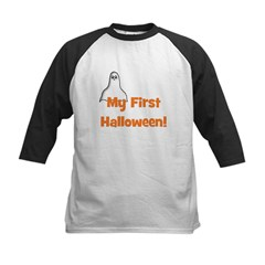 My First Halloween! (ghost) Tee