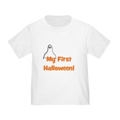 My First Halloween! (ghost) T