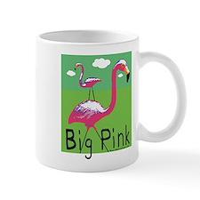 Big Pink Flamingo Mug