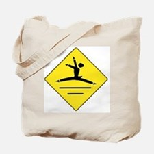 Unique Dance student Tote Bag