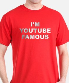 I'm Youtube Famous Men's T-Shirt
