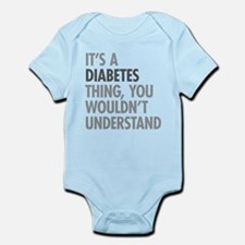 Diabetes Thing Body Suit