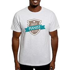 Best Pianist Ever T-Shirt