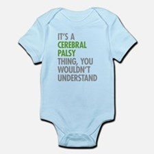 Cerebral Palsy Thing Body Suit