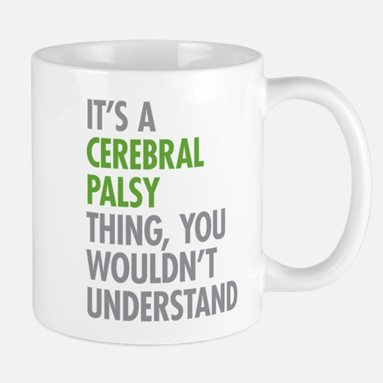 Cerebral Palsy Thing Mugs