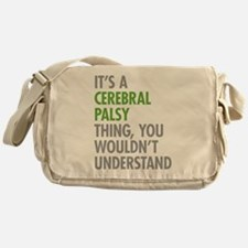 Cerebral Palsy Thing Messenger Bag