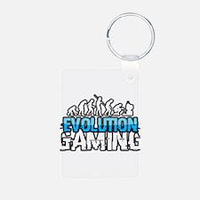 Evolution Gaming Logo Keychains