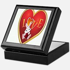 Bunny Love Keepsake Box