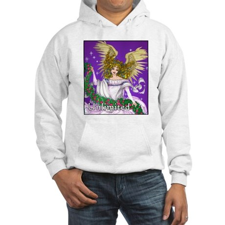 Angel of the Unlimited - Hooded Sweatshirt