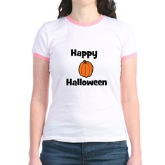 Happy Halloween! (pumpkin) T