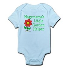 Nagymama's Little Garden Helper Body Suit