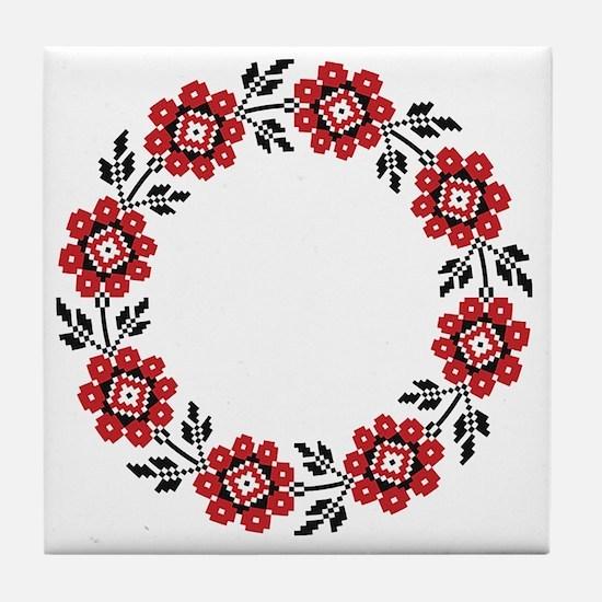 UkrPrint Tile Coaster