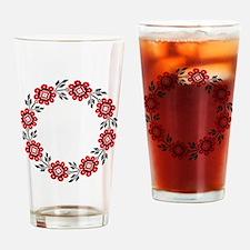 UkrPrint Drinking Glass