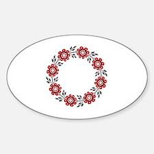 UkrPrint Sticker (Oval)