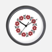 UkrPrint Wall Clock