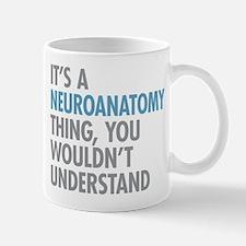 Neuroanatomy Thing Mugs