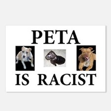 BAN PETA & BSL Postcards (Package of 8)