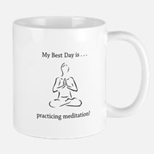 Best Day Meditation Prayer Gifts Mugs