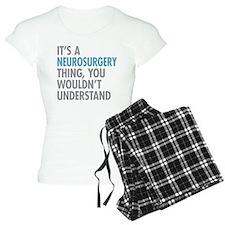 Neurosurgery Thing Pajamas