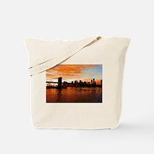 BROOKLYN BRIDGE MEMORIES Tote Bag