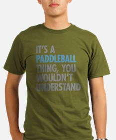 Paddleball Thing T-Shirt