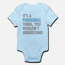 Paddleball Thing Body Suit