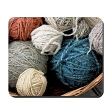 Yarn Balls Mousepad