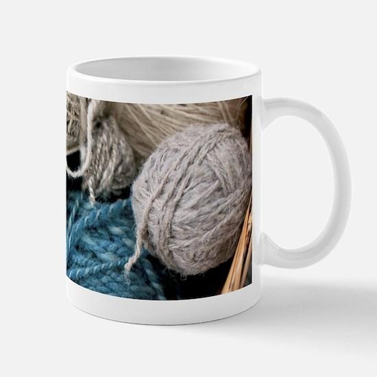 Yarn Balls Mug Mugs