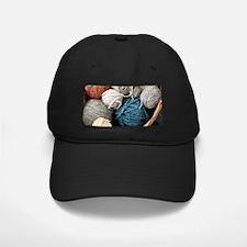Yarn Balls Baseball Hat