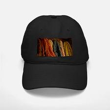 Organic Yarn Baseball Hat