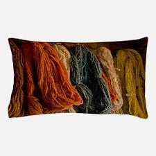 Organic Yarn Pillow Case