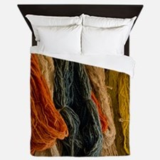 Organic Yarn Queen Duvet
