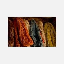Organic Yarn Area Rug