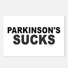 Parkinson's Sucks 1.2 Postcards (Package of 8)