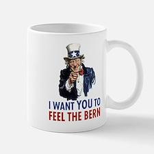 Bernie Uncle Sam Mugs
