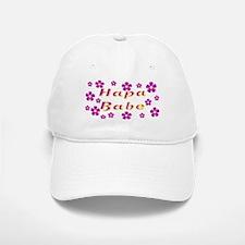 Hapa Babe Flowers Baseball Baseball Cap