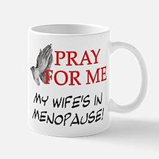 Wife In Menopause Mug