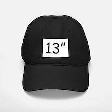 "13"" Baseball Hat"
