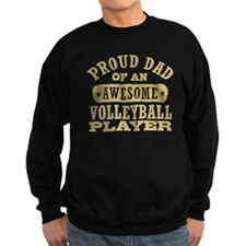 Volleyball Dad Sweatshirt