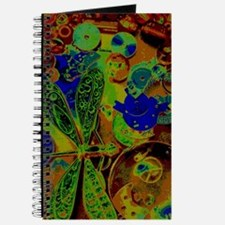 Magical Dragonfly Design Journal