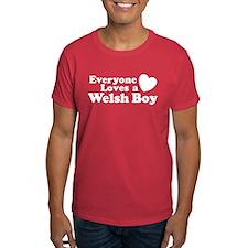 Everyone Loves a Welsh Boy T-Shirt