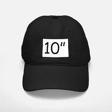 "10"" Baseball Hat"