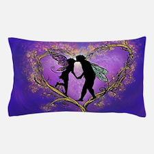 Kissing Fairies Pillow Case
