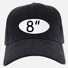 "8"" Baseball Hat"