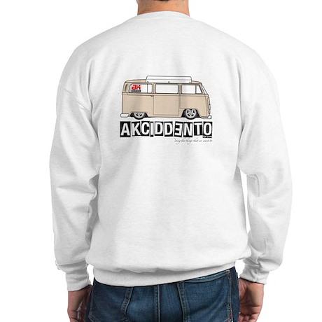 Bus Racing Team Bay Window Sweat Shirt
