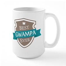 Best Gwampa Ever Mug